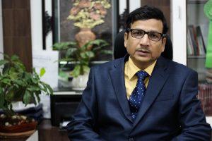 Dr. Anil K Garg