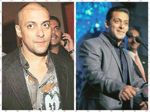 hair transplant result of Salman Khan - Rejuvenate