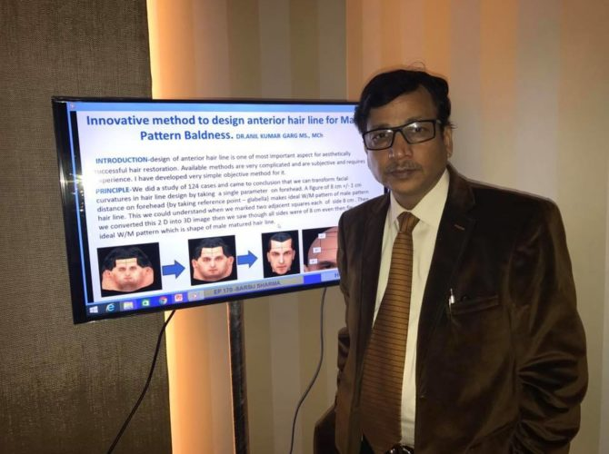 E paper in national conference of association of plastic surgeons of India DELHI