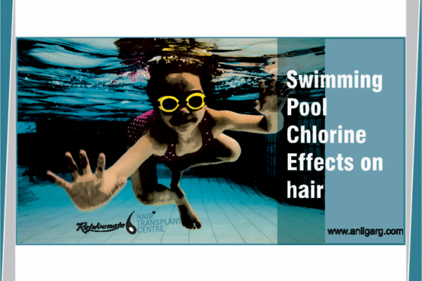 Swimming Pool Chlorine Effects on Hair