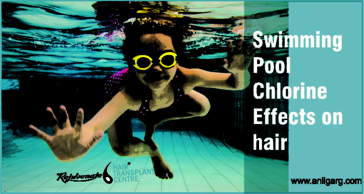 Effect Of Swimming Pool Chlorine On Hair Rejuvenate Hair