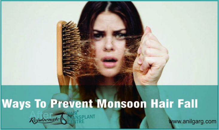 Ways To Prevent Monsoon Hair Fall