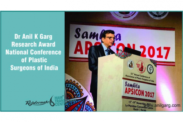 Dr Anil Garg – Indian Association of Plastic Surgeons of India