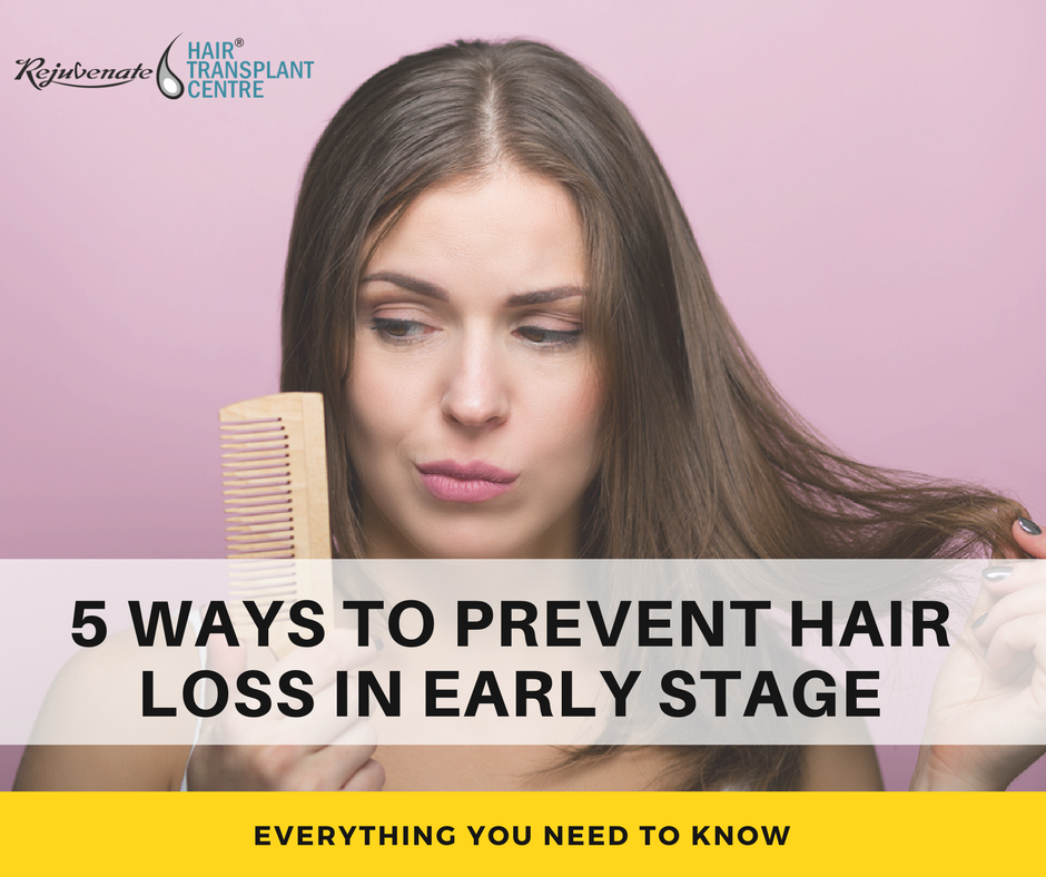 Prevent Hair Loss In Early Stage