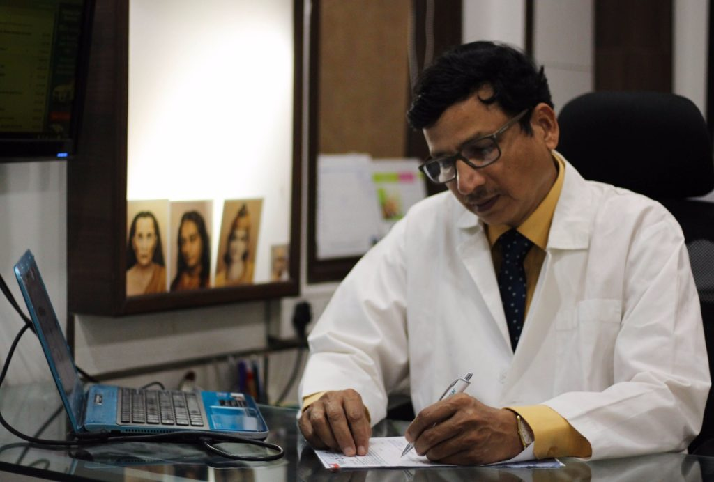 Dr Anil Garg - MCh. Plastic Surgeon