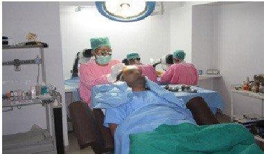 Hair Transplant and Implantation