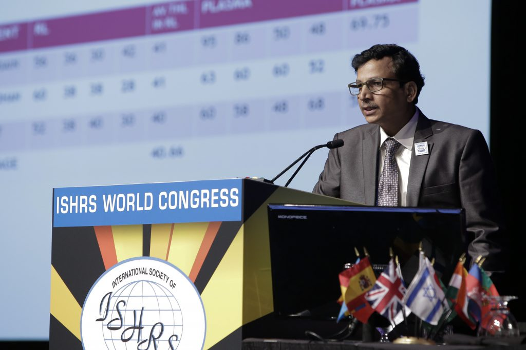 ISHRS World conference