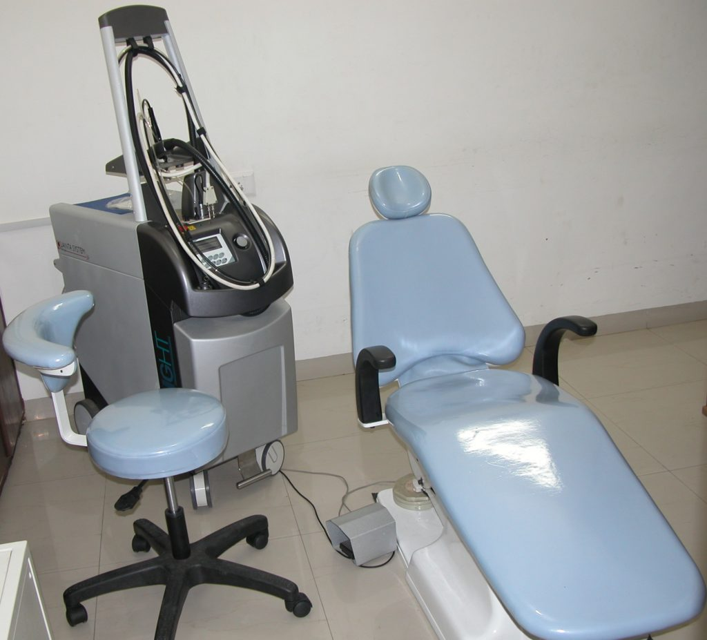 Laser Surgery Room