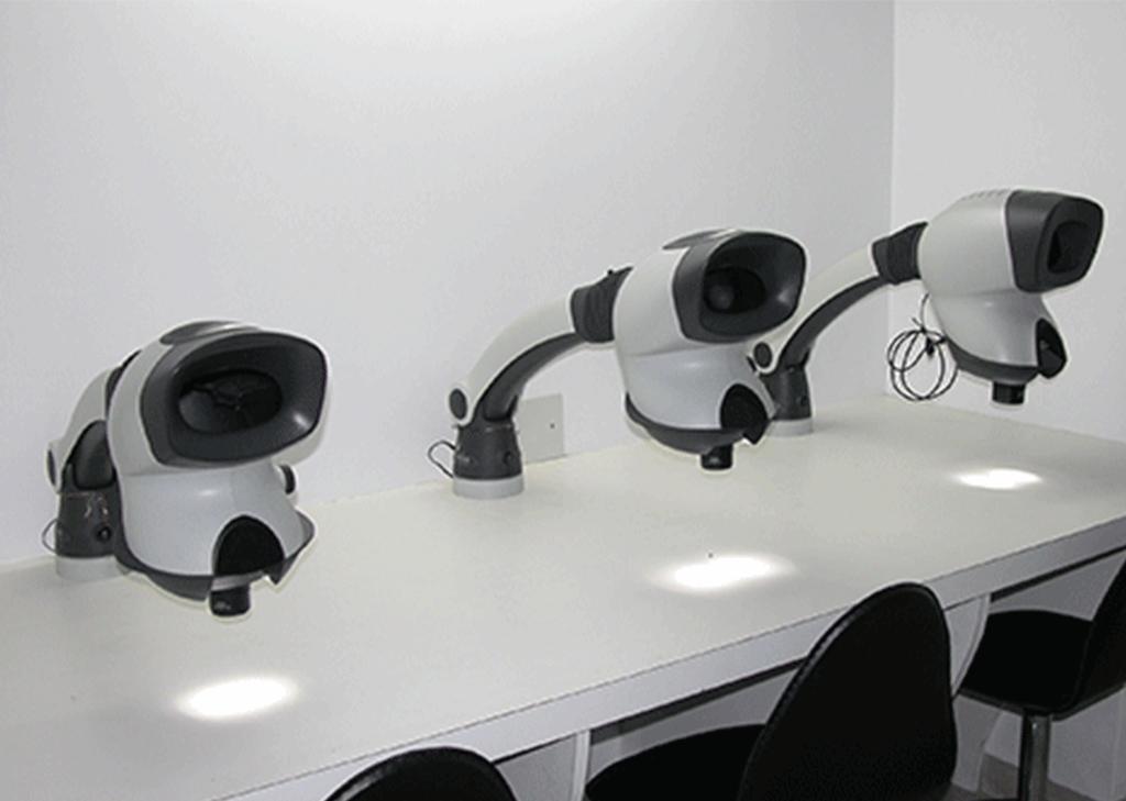 Stereo-microscope new