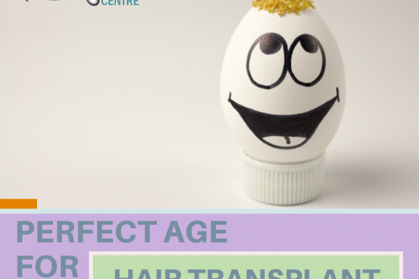 age for hair transplant