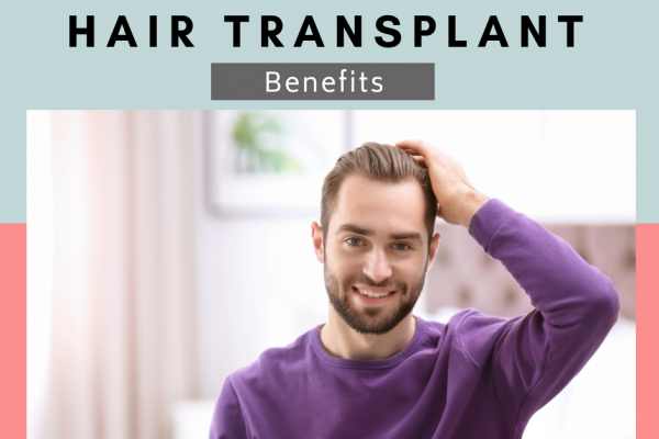 hair transplant benefits