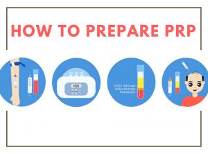 Prepare PRP ( Platelet-rich plasma )