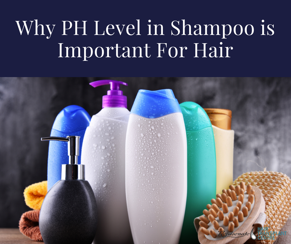 Why PH Level in Shampoo is Important For Hair