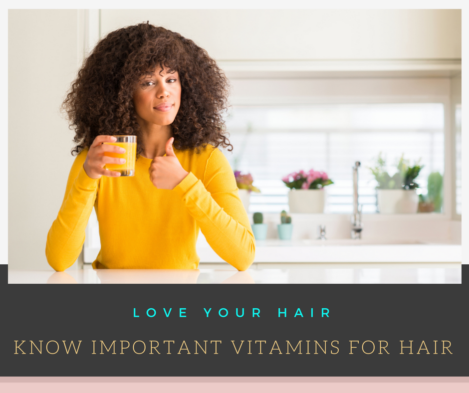 vitamins for hair