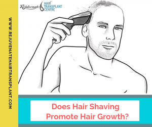 hair shaving promote hair growth or not