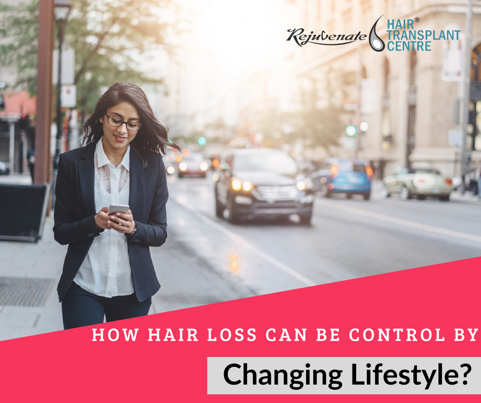 hair loss related to lifestyle
