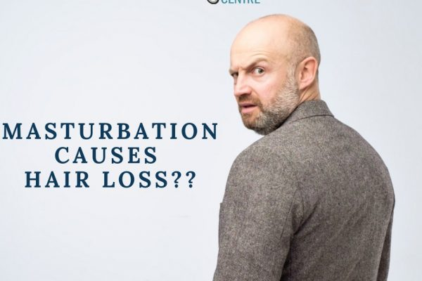 Does masturbation causes hair loss