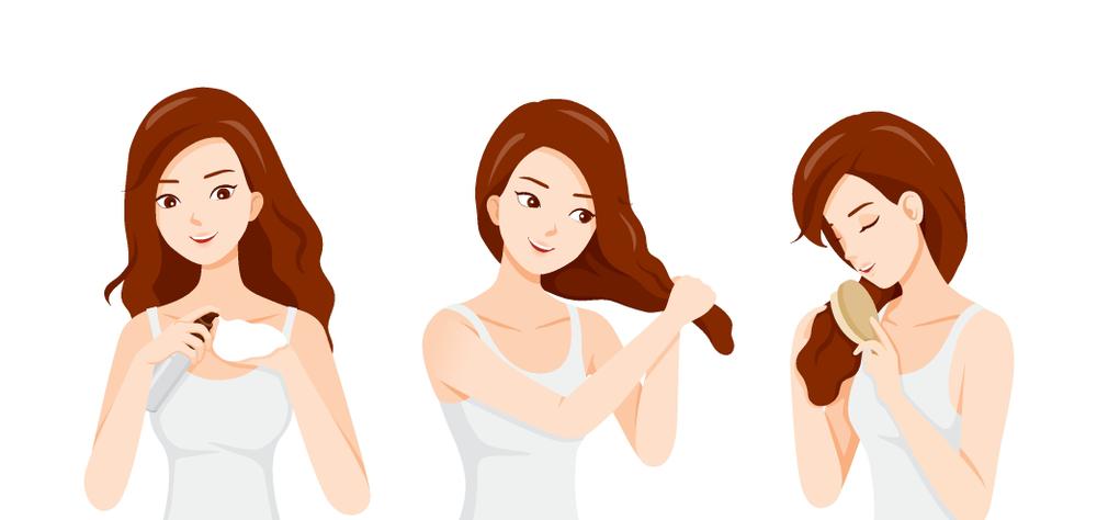 Women Health Hair
