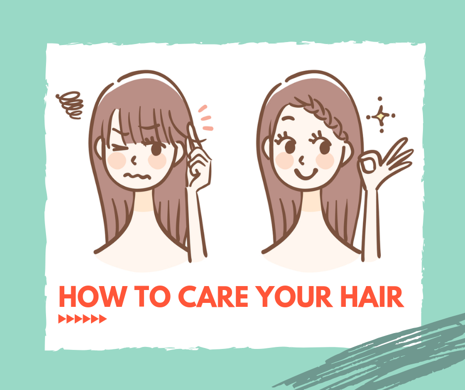 care for hair