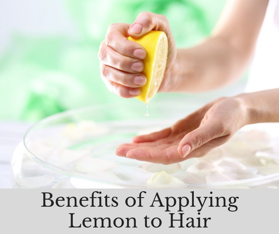 Lemon to Hair