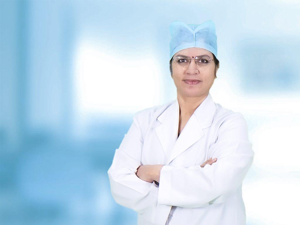 Dr. Seema Garg - Indore - Hair Transplant Centre