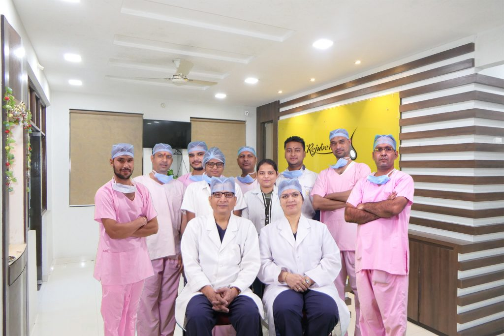 Rejuvenate hair transplant cente